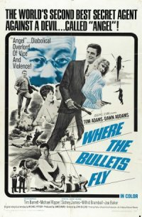 Where the Bullets Fly poster