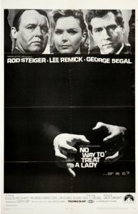 No Way to Treat a Lady poster