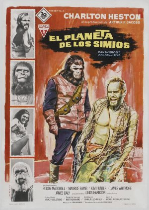Planet of the Apes 2019x2839