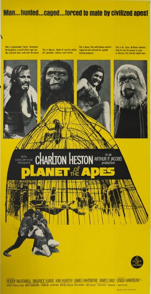 Planet of the Apes 2078x4029