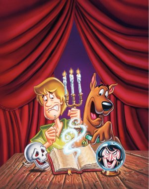 Scooby Doo, Where Are You! 1775x2240