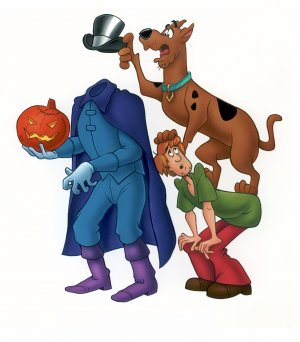 Scooby Doo, Where Are You! 2633x3000