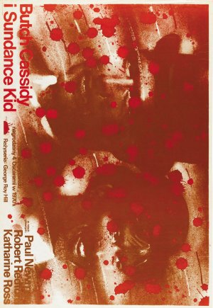 Butch Cassidy and the Sundance Kid 2071x3000