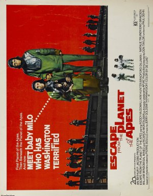 Escape from the Planet of the Apes 2456x3148