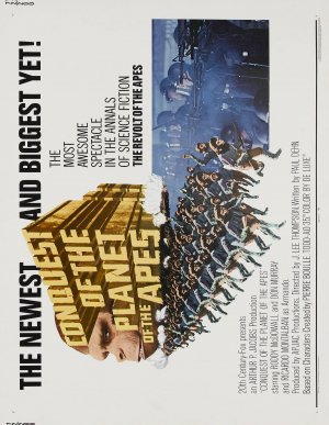 Conquest of the Planet of the Apes 1978x2550