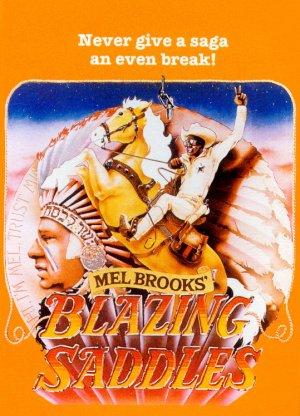 Blazing Saddles 539x747