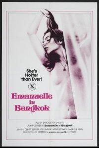 Emanuelle in Bangkok poster