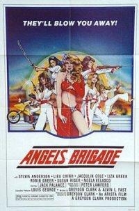 Angels' Brigade poster