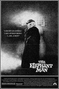 Der Elefantenmensch poster