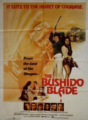 The Bushido Blade Poster
