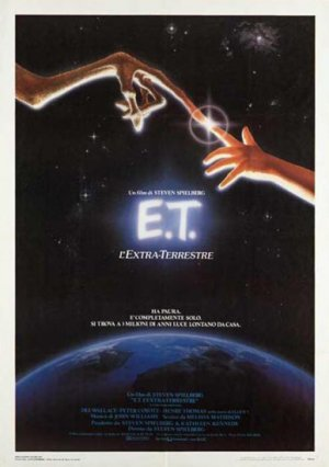 E.T. the Extra-Terrestrial 387x550