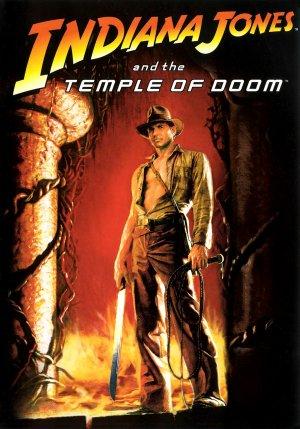 Indiana Jones and the Temple of Doom 1750x2500