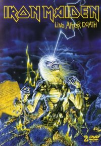 Iron Maiden: Live After Death poster