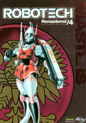 Robotech 563x800