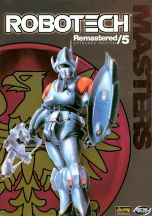 Robotech 562x800