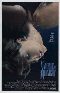 Vampire at Midnight poster