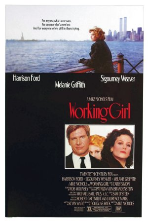 Working Girl Theatrical poster