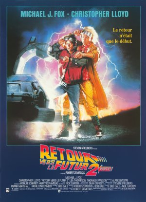 Back to the Future Part II 1447x2000