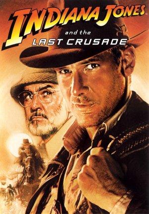 Indiana Jones and the Last Crusade 1750x2500