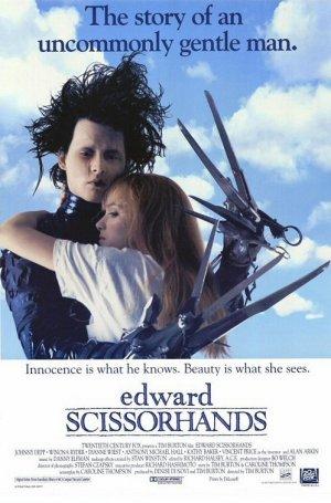 Edward Scissorhands 498x755