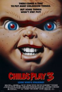 Child's Play III poster