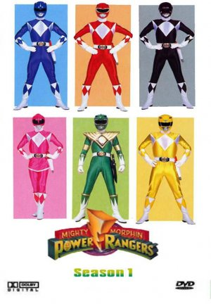 Power Rangers 695x1000