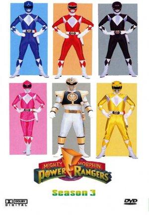 Mighty Morphin Power Rangers 695x1000