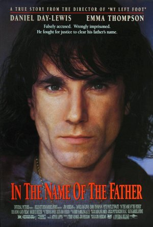 In the Name of the Father Theatrical poster
