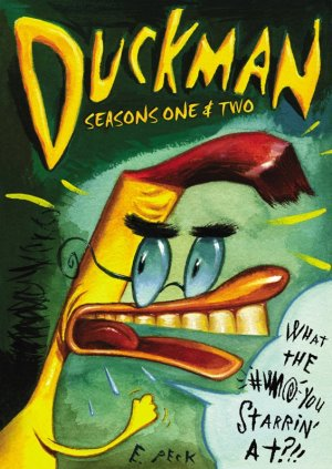 Duckman: Private Dick/Family Man 565x796