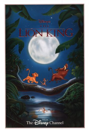 The Lion King 564x825