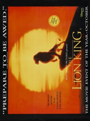 The Lion King 2245x3000
