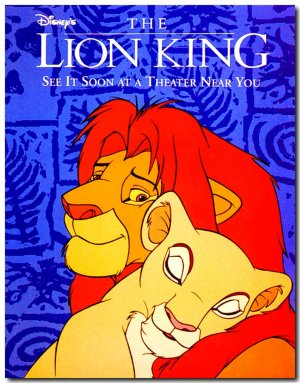 The Lion King 939x1200
