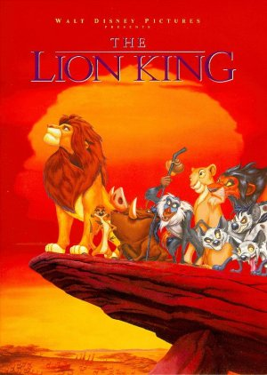 The Lion King 638x897