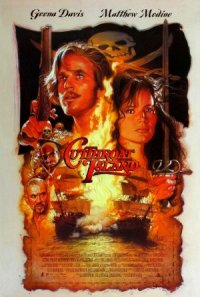 Die Piratenbraut poster
