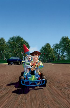 Toy Story Key art