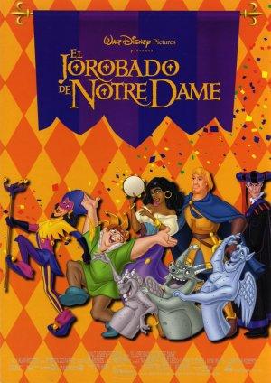 Der Glöckner von Notre Dame 2470x3490