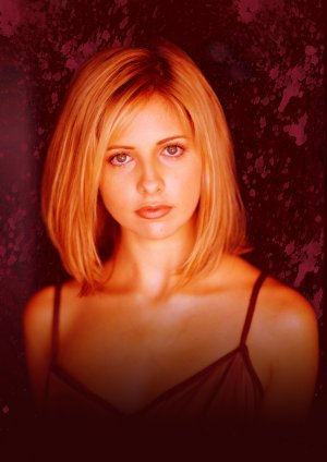 Buffy the Vampire Slayer 1014x1433