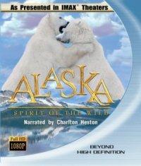 Alaska: Spirit of the Wild poster
