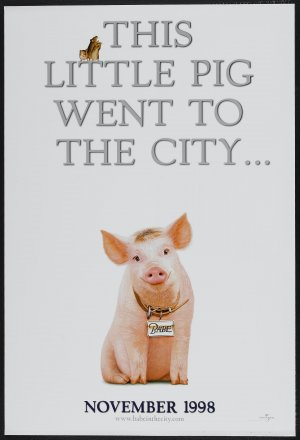 Babe: Pig in the City 2040x2991