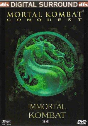 Mortal Kombat: Conquest 692x991