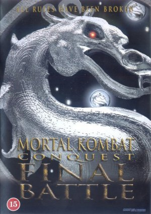 Mortal Kombat: Conquest 709x1000