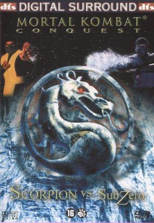 Mortal Kombat: Conquest 688x996