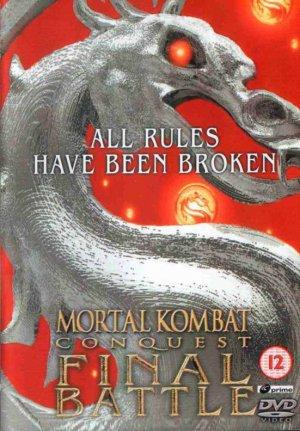 Mortal Kombat: Conquest 551x792