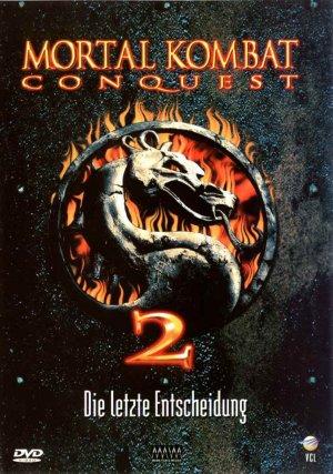 Mortal Kombat: Conquest 747x1063