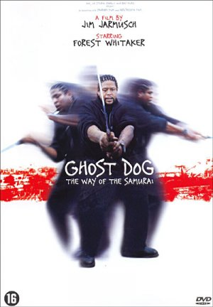 Ghost Dog: The Way of the Samurai 400x576