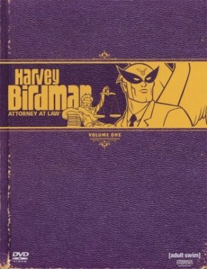 Harvey Birdman, Attorney at Law 323x420