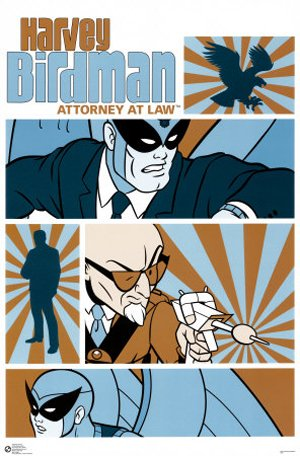 Harvey Birdman, Attorney at Law 300x456