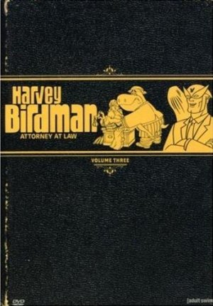 Harvey Birdman, Attorney at Law 347x497