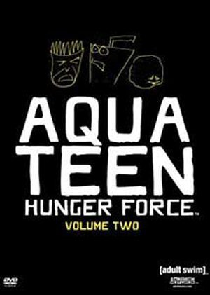 Aqua Teen Hunger Force 300x421
