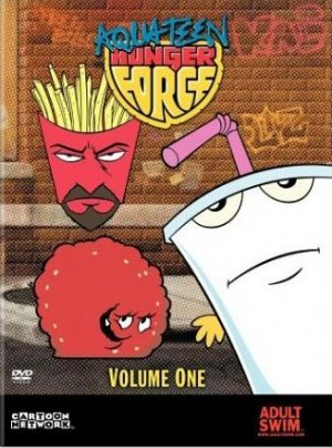 Aqua Teen Hunger Force 327x440